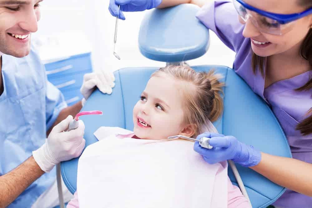 אילו טיפולים עושים לילדים במרפאת השיניים